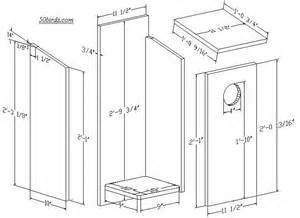 pileated woodpecker feeder plans woodworking projects