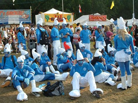 themes hire glastonbury the 8 groups of people you will see at every festival