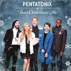 pentatonix  christmas    storm  bin night