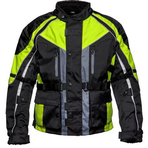 motorbike coats black hazard textile waterproof wp motorbike motorcycle