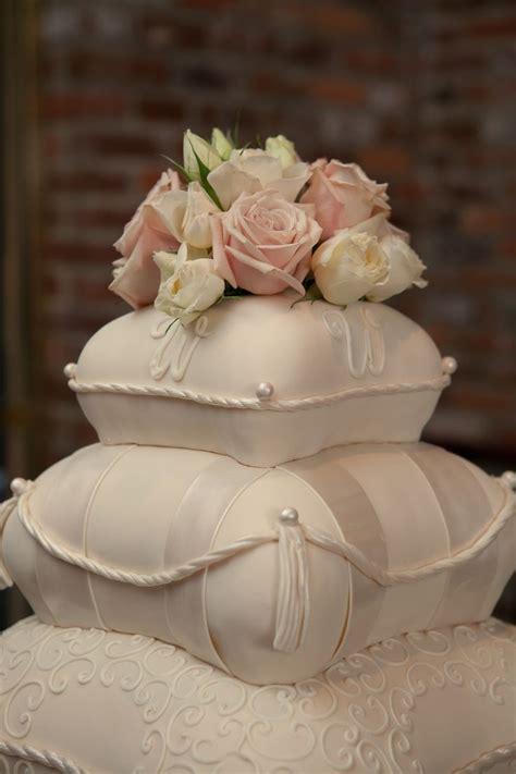 Wedding Cake Pillow by Wedding Cake Cakes
