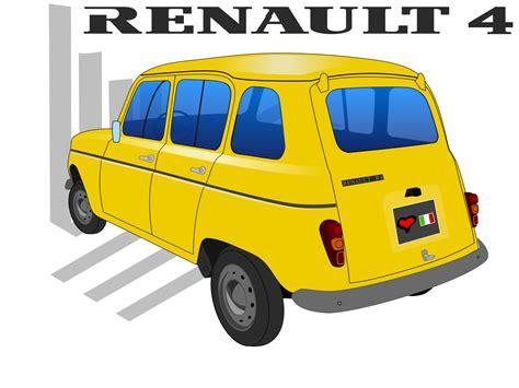 logo renault png clipartist net 187 clip art 187 r 4 senza logo renault