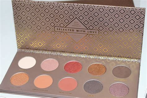Zoeva Eyeshadow Palette Review zoeva cocoa blend palette review swatches really ree