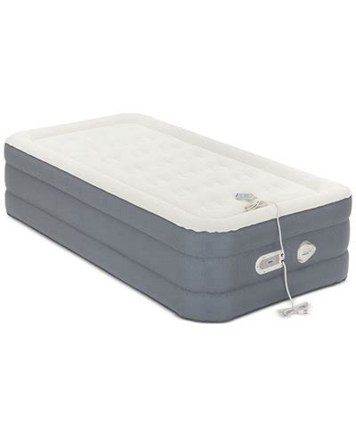 adjustable air beds aerobed twin adjustable comfort air mattress personal