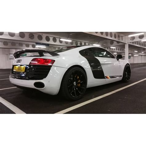 Audi Spoiler by Audi R8 Gt Carbon Rear Spoiler