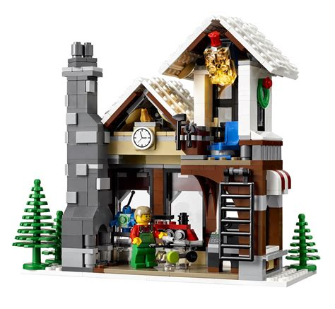 Lego Winter Shop Creator 10249 toys n bricks lego news site sales deals reviews mocs new sets and more