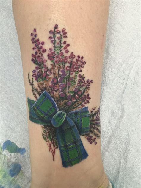 heather tattoo 24 best scottish tattoos images on scottish