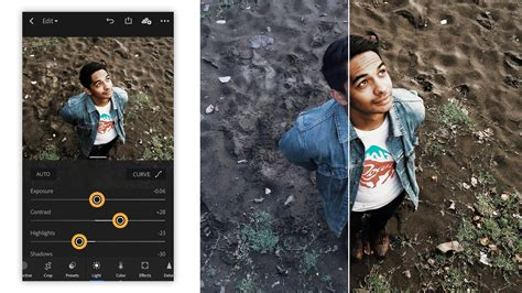 tutorial tone lightroom android get started with lightroom for mobile adobe photoshop