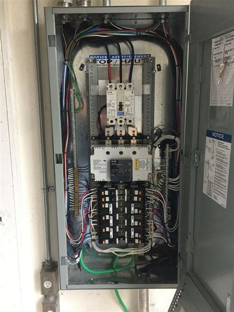 service wiring diagram eaton 200 breaker panel electrical