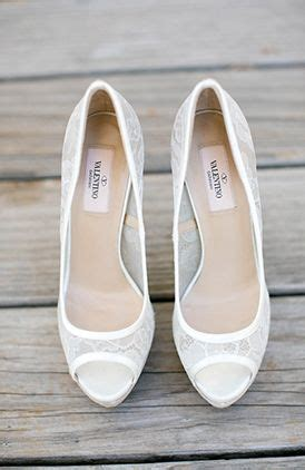 Tara Wedges In Silver wedding shoes fabulous white peep toe wedding heels