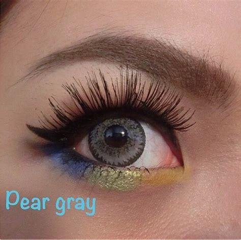 Softlens Pear By Dreamcolor by Jual Softlens Dreamcolor Pear Free Ongkir Softlensmurahku