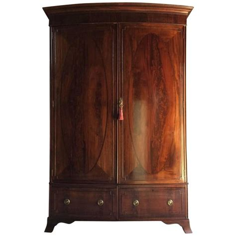 mahogany armoires wardrobes antique edwardian wardrobe mahogany armoire at 1stdibs
