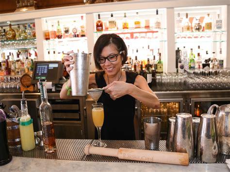 cari cocktails the bartender cari hah of big bar los angeles magazine