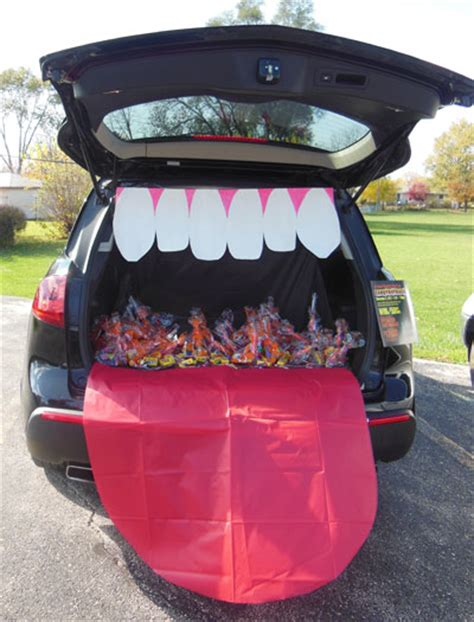 Toaster Bacon Trunk Or Treat Decorating Ideas C R A F T