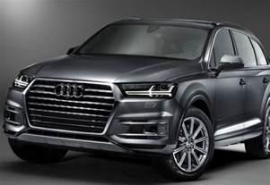 Rs Q7 Audi 2017 Audi Q7 Rs Price Specs New Automotive Trends