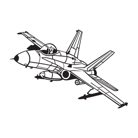 harrier jet coloring pages f 18 hornet decal photomal com