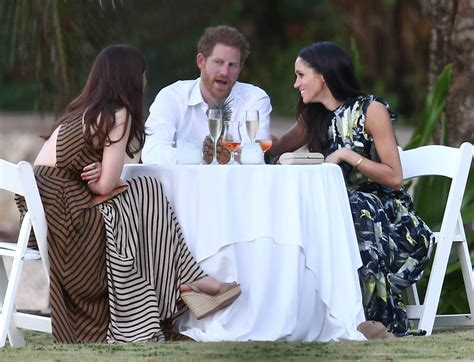prince harry and meghan prince harry and meghan markle very much together at