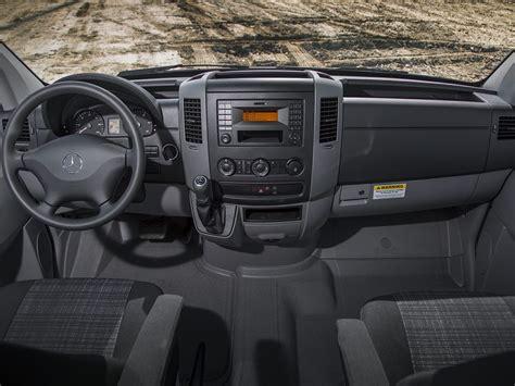 Mb Sprinter Interior 2016 Mercedes Sprinter Price Photos Reviews
