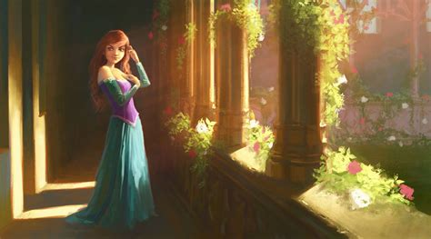 painting for princess princess by davidcobos on deviantart