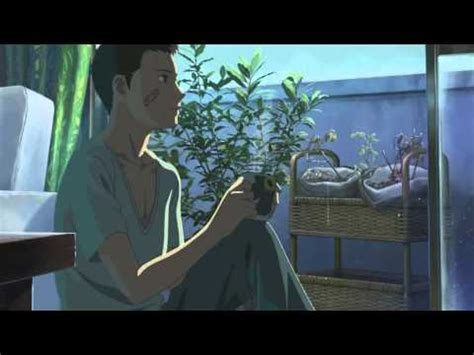 film anime romance garden of words trailer japanese animation romance