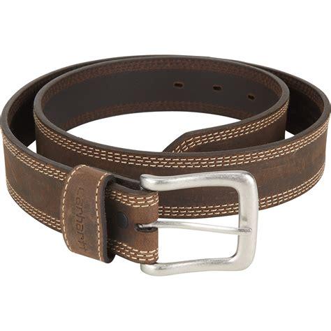 carhartt detroit belt brown belts northern tool