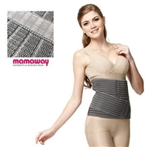 Best Belly Binder After C Section by Best Postpartum Girdle Abdominal Binder After C Section