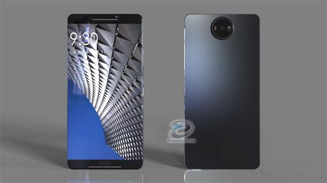 concept design nokia price nokia 8 bezel less phone gets trailer from