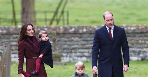 prince william kate middleton take princess charlotte kate middleton princess charlotte prince george and