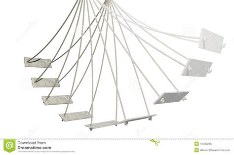 swing motion rope swing motion path isolated stock photo image 41032266