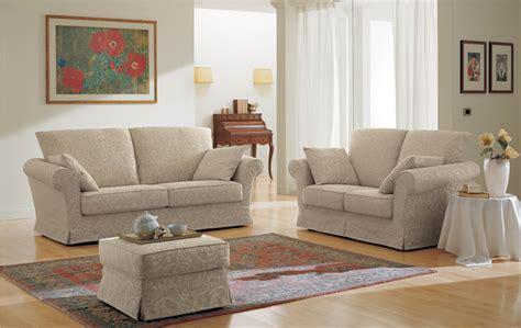 divani eleganti in tessuto galleria divani classici outlet arreda arredamento