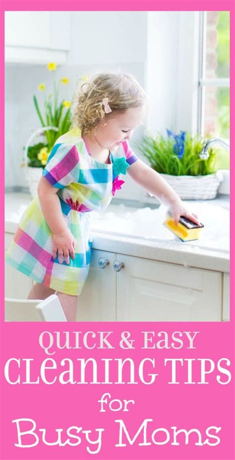 9 practical kitchen cleaning tips from a busy mom house cleaning tips household cleaning tips and cleaning