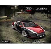 Darius Audi R8 From NFS Carbon By BenMostWanted32  Need