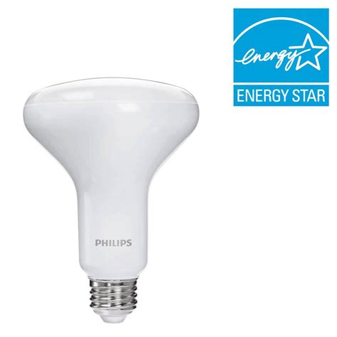 philips 65w equivalent soft white br30 dimmable led warm