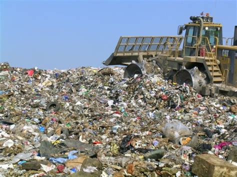 Mucipal Waste municipal solid waste landfills