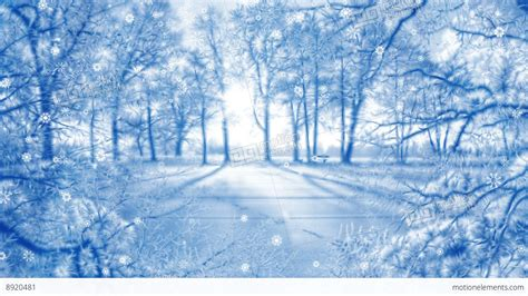 animation for winter winter background animation loop stock animation 8920481