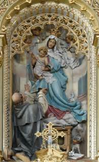 lade di sale roma amazing statue and shrine jesus and st dominic