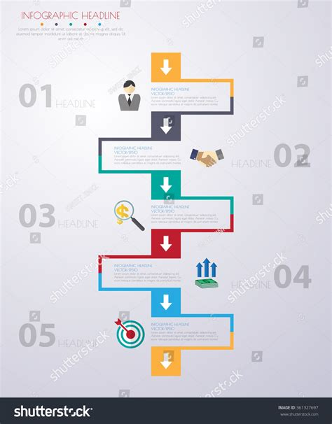 How To Make A Timeline On Paper - how to make a 3d timeline on paper 28 images vector