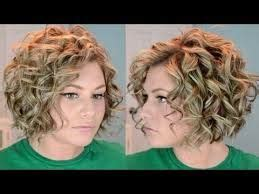 permed a line bob image result for stacked spiral perm on short hair