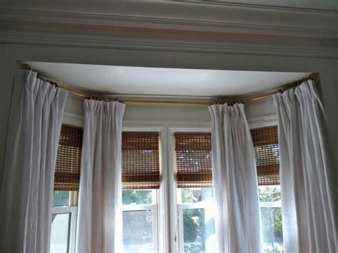 window on ceiling ceiling mount curtain rod ideas homesfeed
