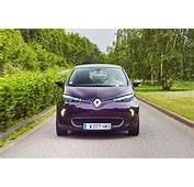 Renault Zoe Tops List Of UK Second Hand Electric Cars