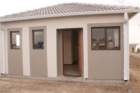low cost houses low cost houses for the middle class mpumalanga news