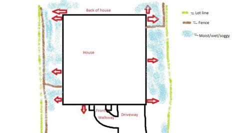 excessive water and in house excess water around house doityourself community forums