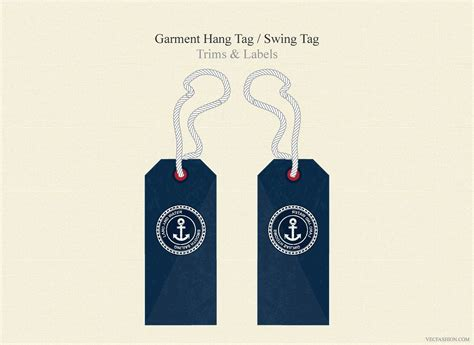 garment swing tags garment hang tag swing tag illustrations creative market
