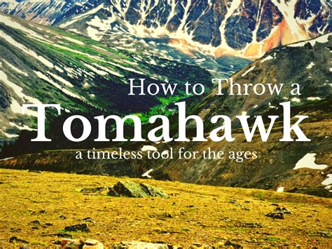 how to throw a hatchet how to throw a tomahawk or axe complete guide