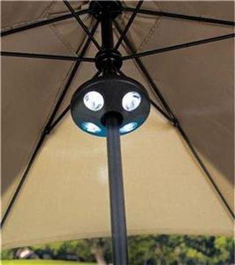 Patio Umbrella Pole Lights Cordless Wireless Patio Umbrella Pole Light Fixture W 16
