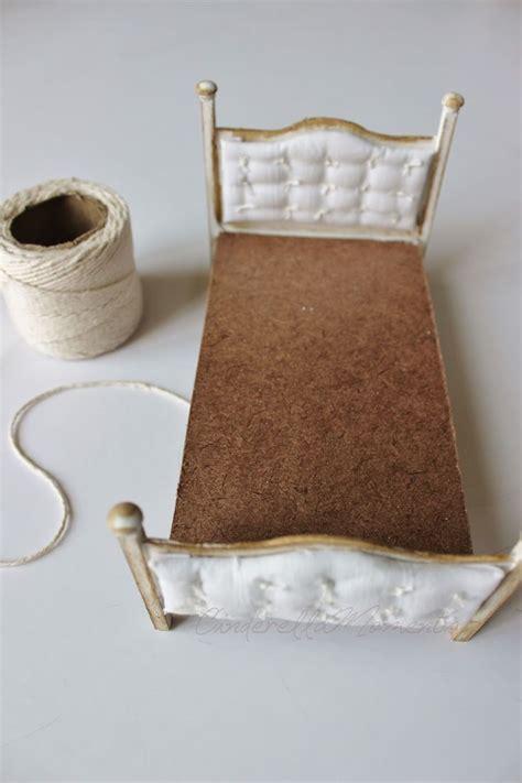 dollhouse headboard bed 25 best ideas about dollhouse furniture on