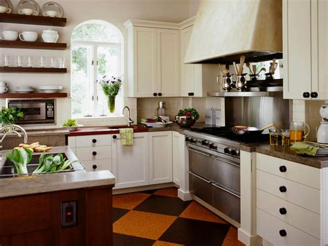 country kitchen cabinet ideas cottage kitchens hgtv