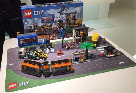 Lego 60097 City Square lego 60097 town square i brick city