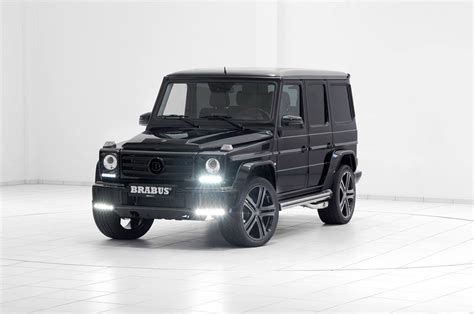 mercedes g wagon blacked out blacked out brabus mercedes g500