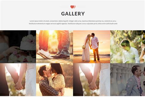bootstrap templates for wedding amore wedding html5 bootstrap template for weddings by